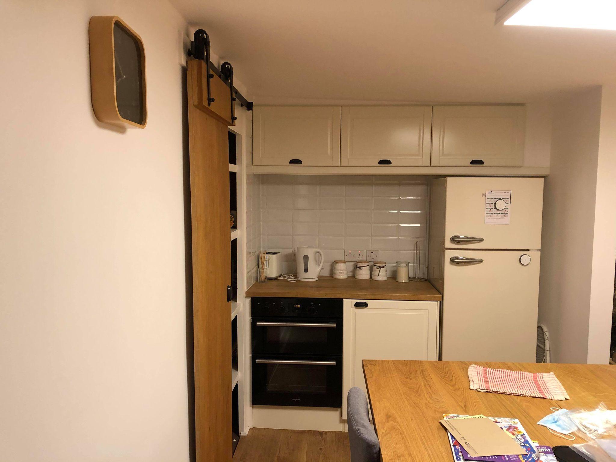 full flat renovation